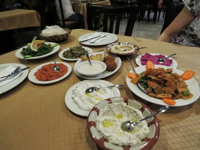 One Week in Cyprus Itinerary: Mezze at the Syrian Arab Friendship Club