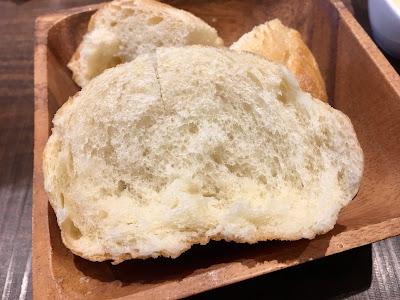 パンが美味しい
