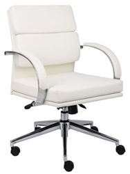 White Executive Chair
