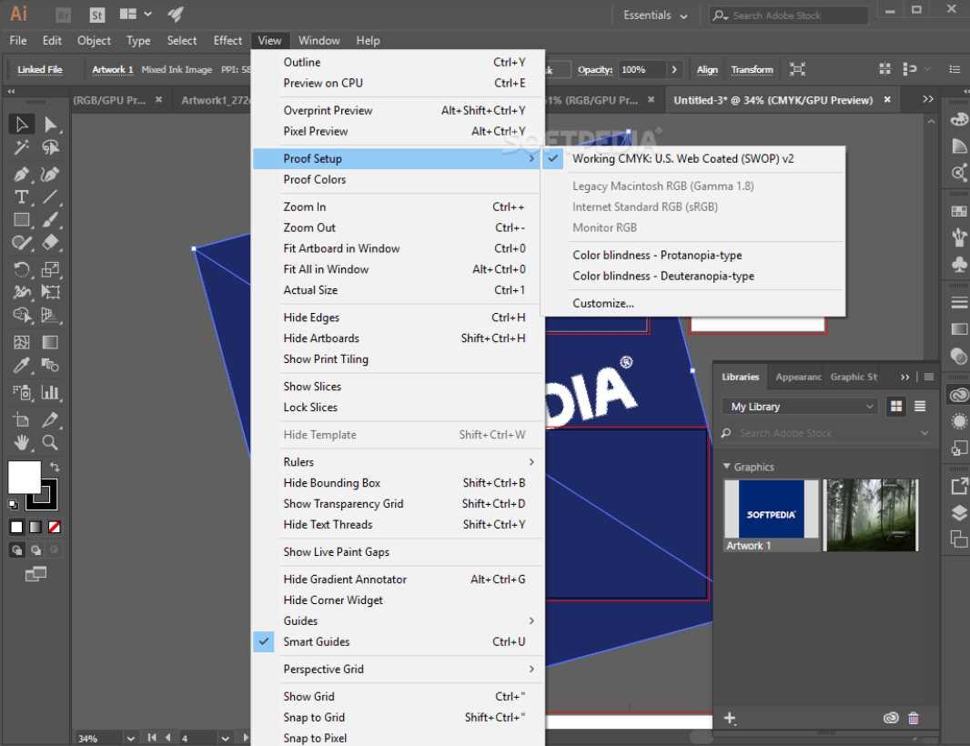 Adobe Illustrator 2020 v24.1.0.369 poster box cover
