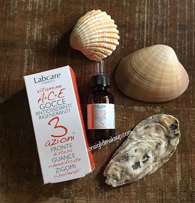 Labcare Vitamine A+C+E Gocce Antiossidanti Rigeneranti