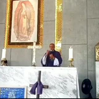 Em Guarabira: Padre Adalto dispara e chama Bolsonaro de sem moral e genocida