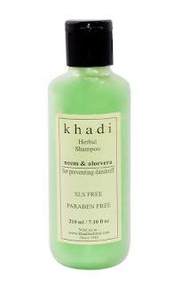 Khadi Neem Aloe Vera Anti Dandruff Shampoo