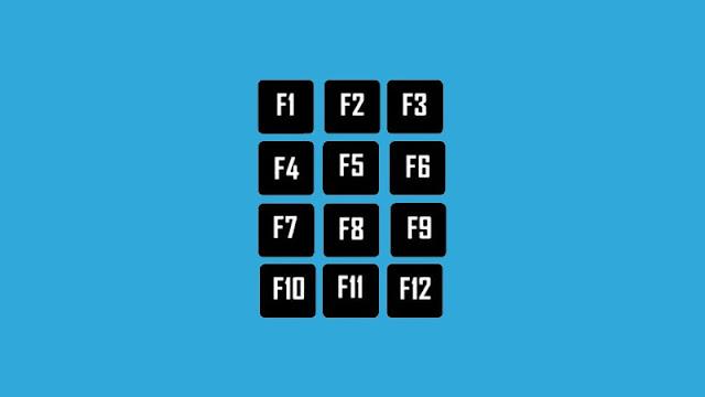 Cara Mengatasi Tombol FN Tidak Berfungsi