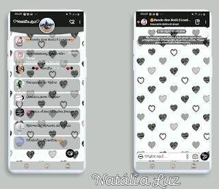 Colorfull Loves Theme For YOWhatsApp & Fouad WhatsApp By Natalia Luz
