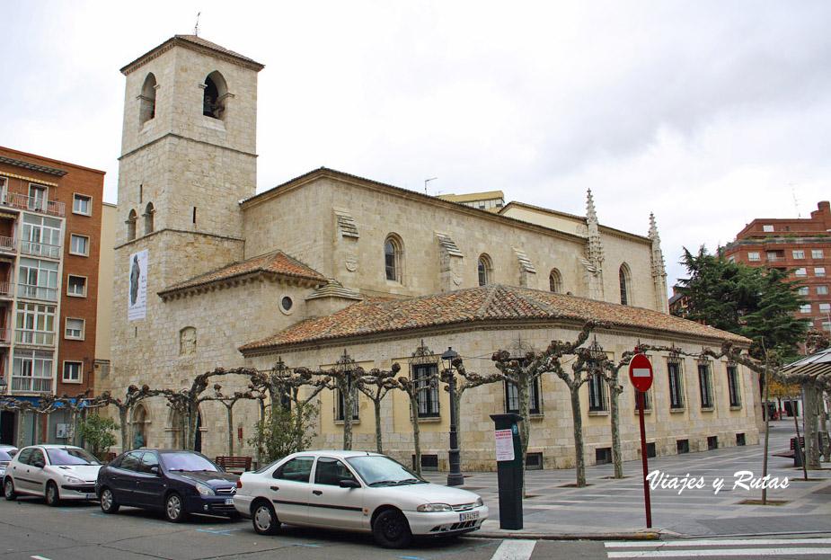 Iglesia de San Lázaro, Palencia