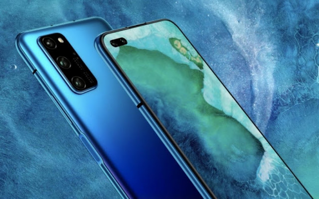 سعر ومواصفات هاتف Honor V30 الجديد