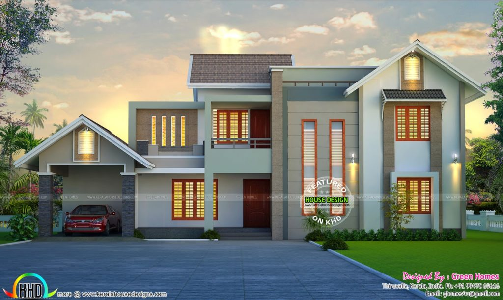 Exceptional ... Home Design By Green Homes Thiruvalla Kerala Home Beautiful Home Designs  Beautiful Home Design In India. Beautiful House Designs Keralahouseplanner  Home ...