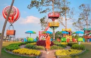 Puncak Mas Lampung, Surganya Wisata Berfoto di ke tinggian Di Lampung