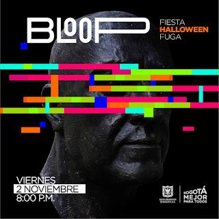POS 2 BLOOP Fiesta de Halloween FUGA