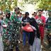 Satukan Kebersamaan, Cara Danrem 162/WB Bangkitkan Bima Pasca Bencana