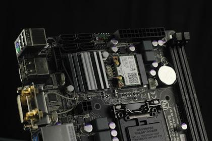 Ciri-ciri motherboard mengalami kerusakan