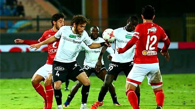 موعد مباراة الأهلى وحرس الحدود اليوم فى الدوري المصرى