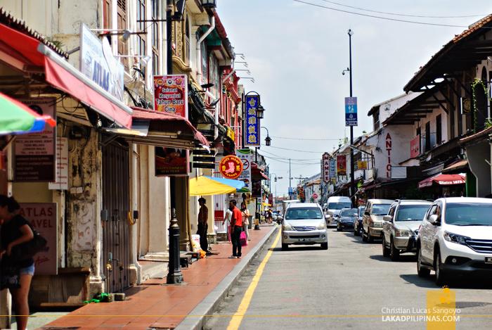 Jonker Walk Melaka