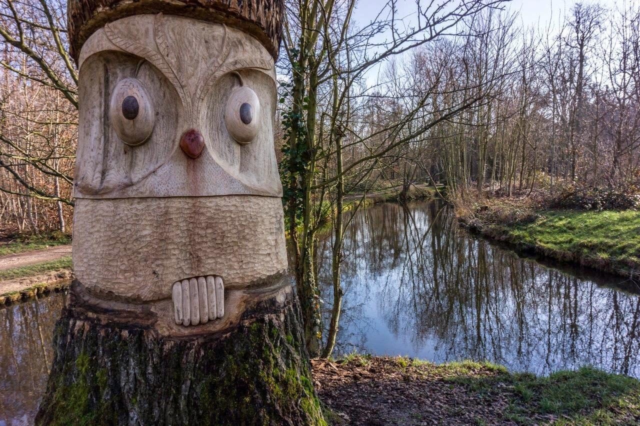 sculpture bois vincennes