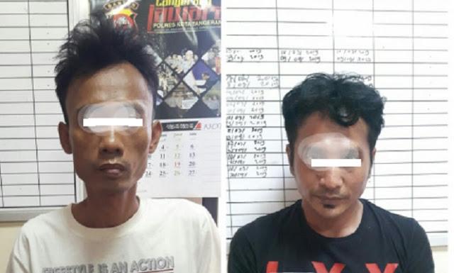 Dua Pengguna Narkoba Diciduk Polisi di Tangerang