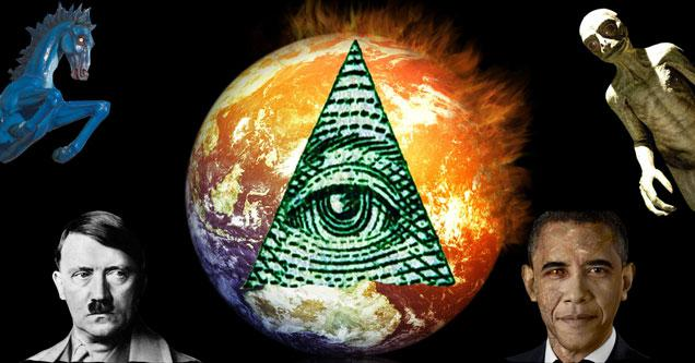 Wild Conspiracy Theories You Might Not Have Heard Of