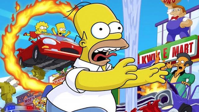 لعبة The Simpsons Hit And Run قد تحصل على نسخة ريميك قريباً