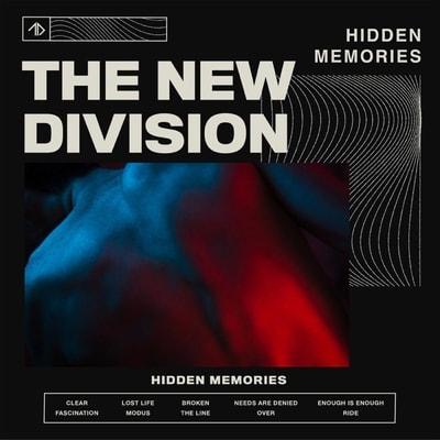 The New Division - Hidden Memories (2020) - Album Download, Itunes Cover, Official Cover, Album CD Cover Art, Tracklist, 320KBPS, Zip album