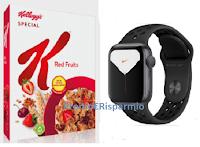 Logo Con Kellogg's Special K '' Vinci subito uno Smart Watch'' e fornitura di prodotti
