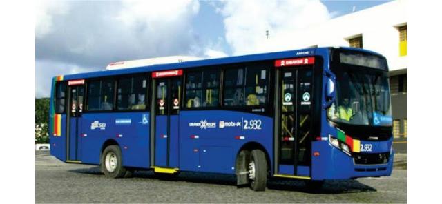 Grande Recife terá 346 ônibus novos e com ar-condicionado em 2020