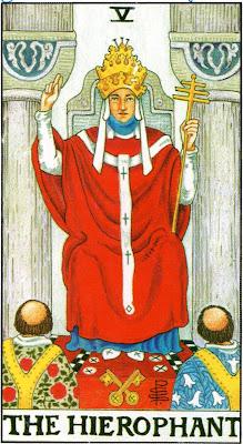 The Hierophant Tarot Card Meaning- Major Arcana