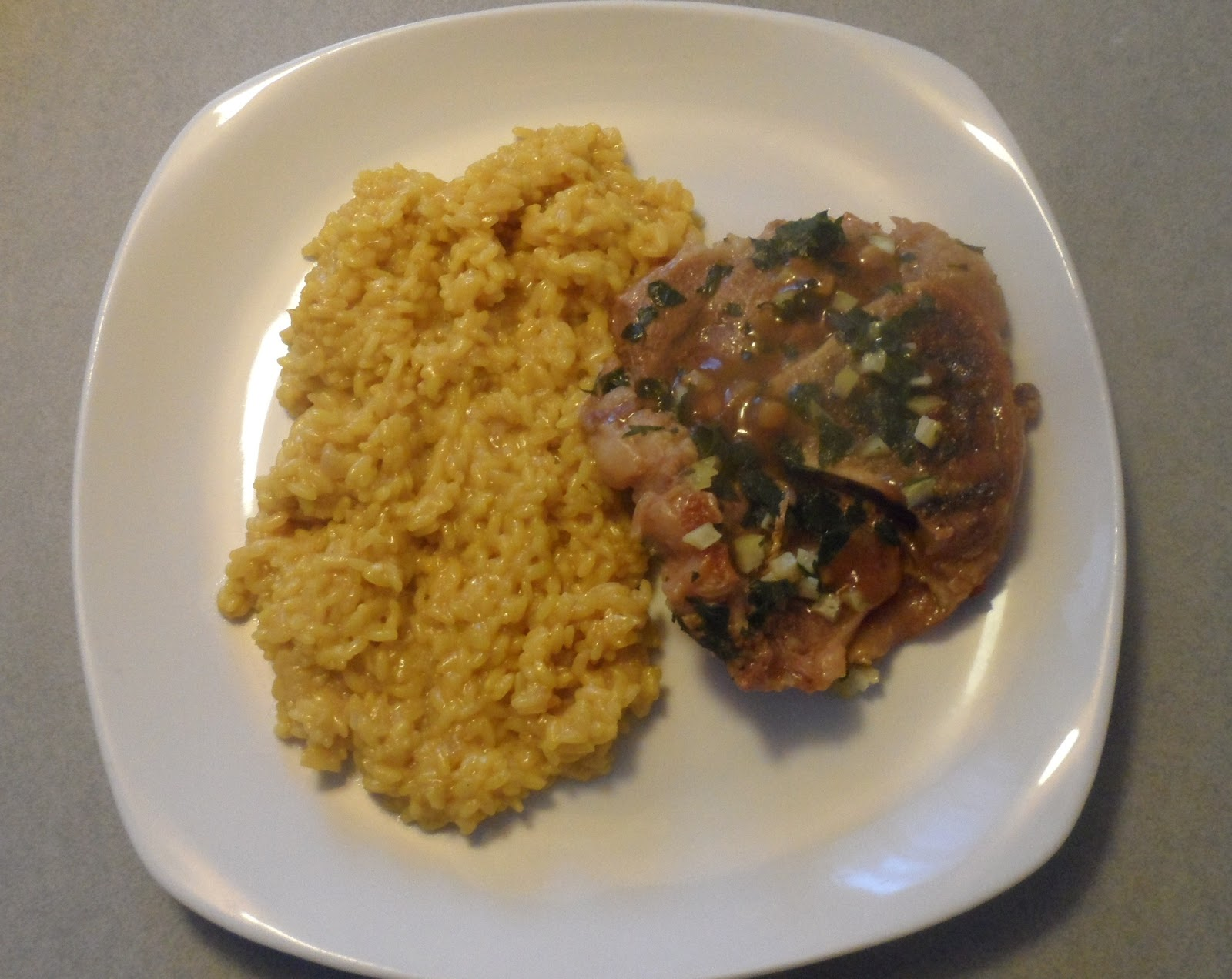Imparando a cucinare risotto alla milanese con ossobuco for Cucinare ossobuco