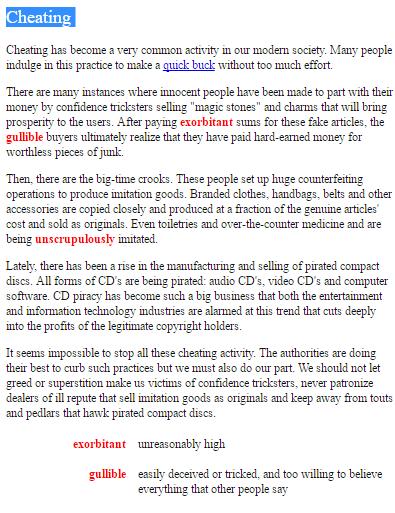 Causal Essay Topics