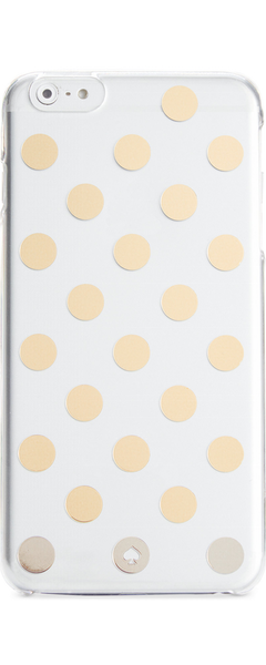 kate spade new york Le Clear Pavillion Resin iPhone 6 Plus Case