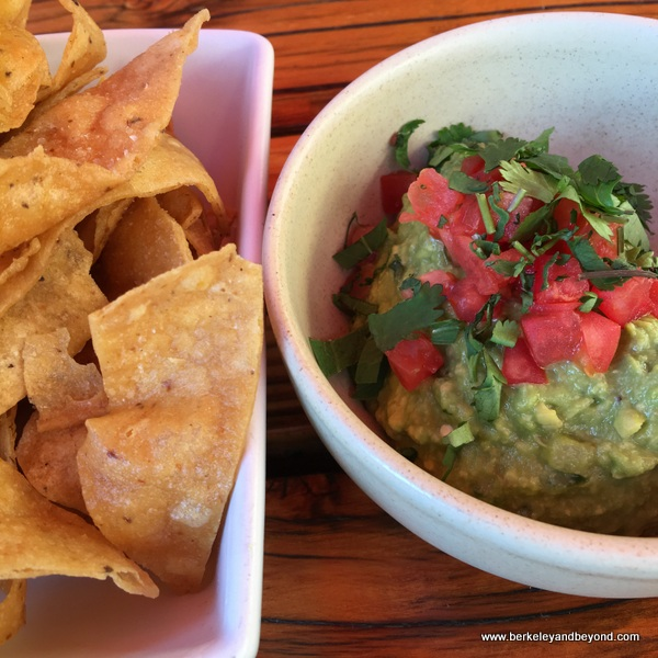 guacamole at Playa in Mill Valley, California