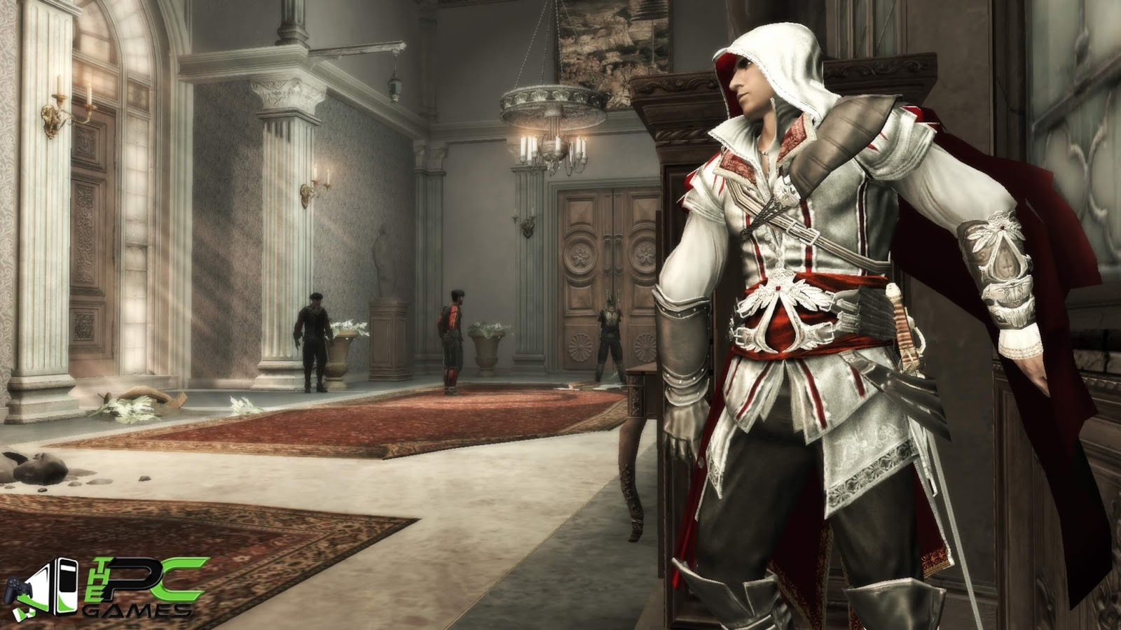 designe assassins creed2 ost - HD 1600×900