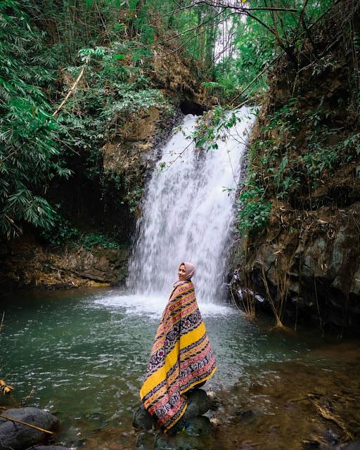 Tempat Wisata Air Terjun Terbaik di Magelang - Curug Bujet, Magelang