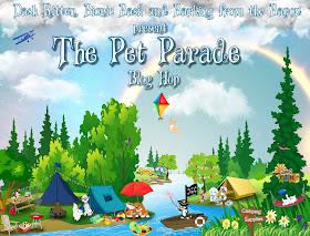 The Pet Parade Summer Banner