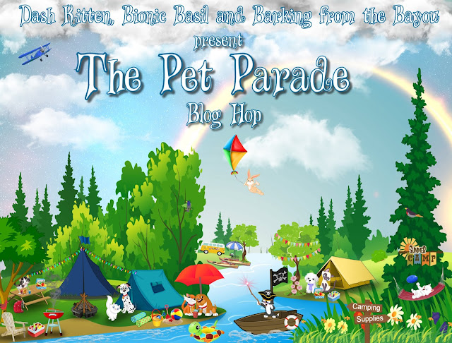 The Pet Parade Summer Banner