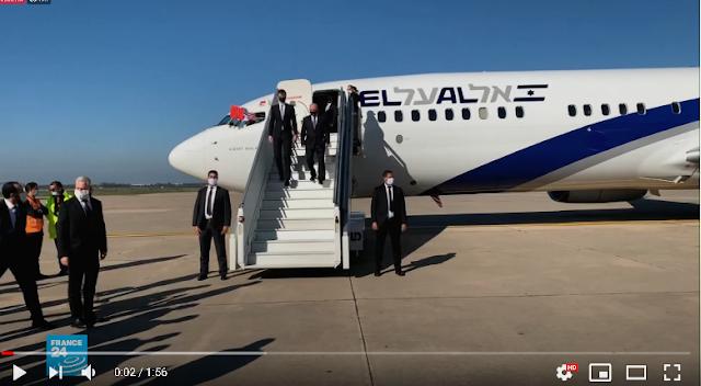المغرب: الوفد الإسرائيلي-الأمريكي يزور ضريحي الملكين محمد الخامس والحسن الثاني