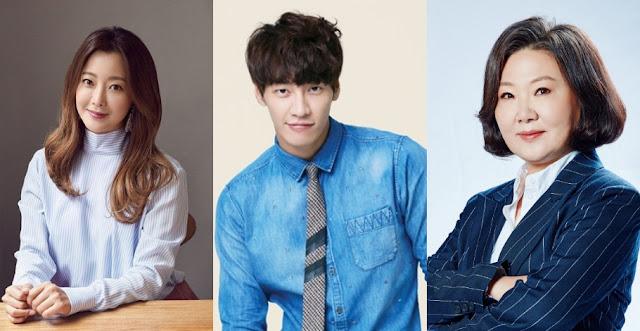 金英光 金海淑 金喜善合作演出《Nine Room九號房》 接檔《陽光先生》9月tvN首播