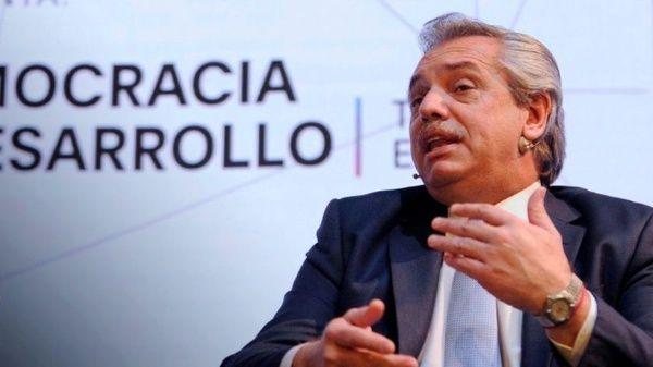 Alberto Fernández culpa al FMI de crisis en Argentina y Ecuador