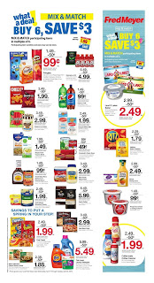 ⭐ Fred Meyer Ad 4/24/19 ✅ Fred Meyer Weekly Ad April 24 2019