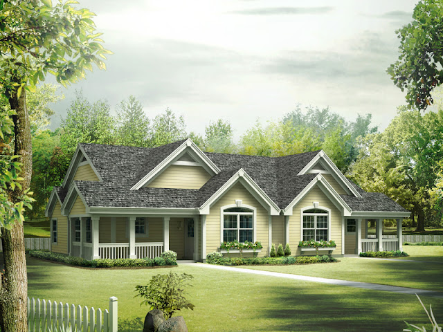 Two Family Duplex Home Design Two Family Duplex Home Design 007D 0226 front main 8