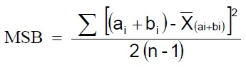 rumus msb pada uji f
