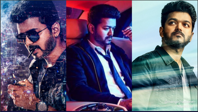 Thalapathy 62 first look: Vijay's upcoming film is directed by ARMurugadoss and will have Keerthy Suresh playing the female lead