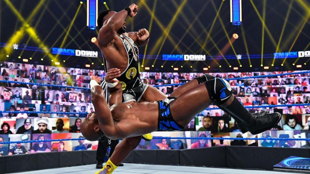 Grande retorno é anunciado para o próximo Friday Night SmackDown