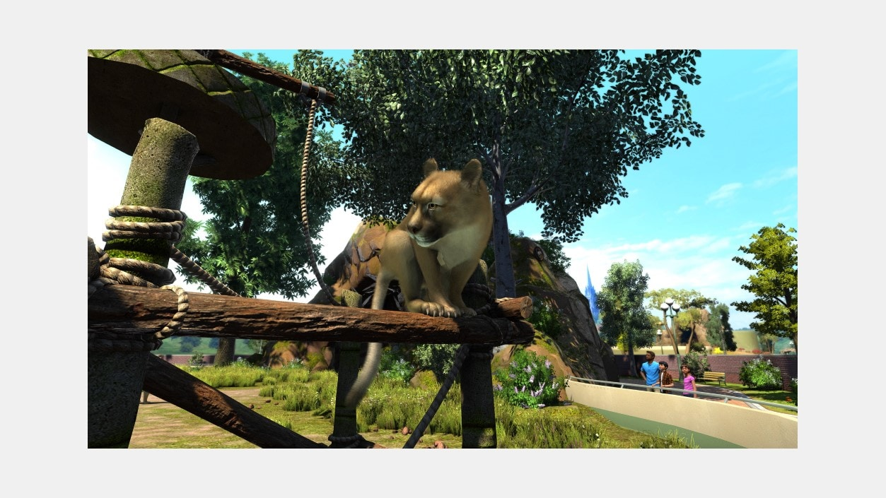Zoo Tycoon for the Xbox One $12 99 at The Microsoft Store
