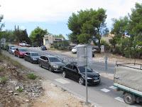 Gužva za trajekt Supetar-Split slike otok Brač Online
