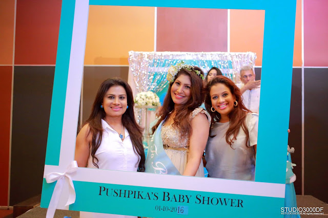 Pushpika De Silva's Baby Shower