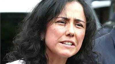 Nadine Heredia en la mira de la Comisión Lava Jato del Congreso por millones