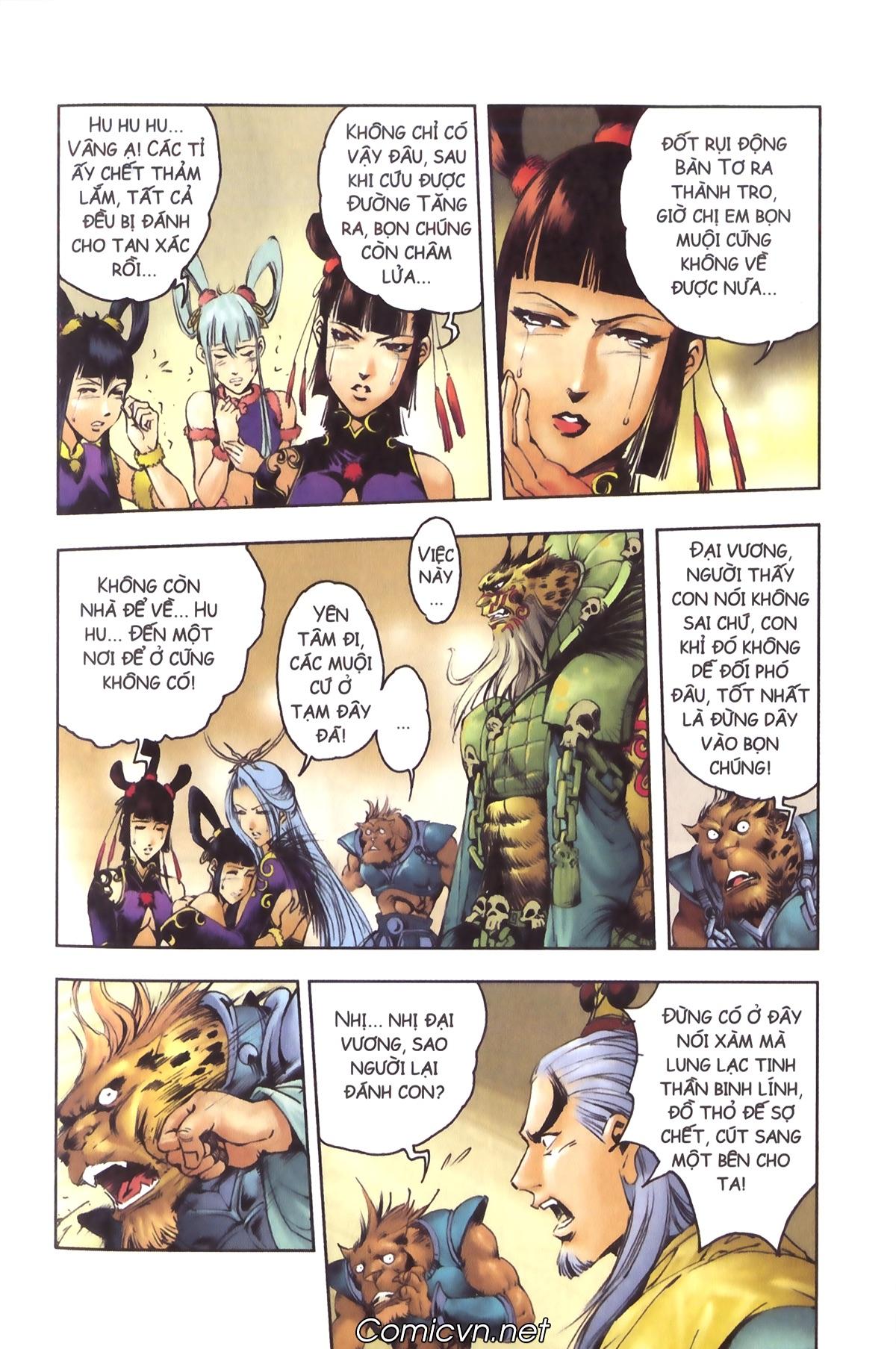 Tây Du Ký màu - Chapter 117 - Pic 29