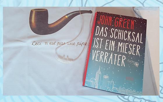 Buchschatzjagerin John Green Blogspezial Das Schicksal Ist Ein