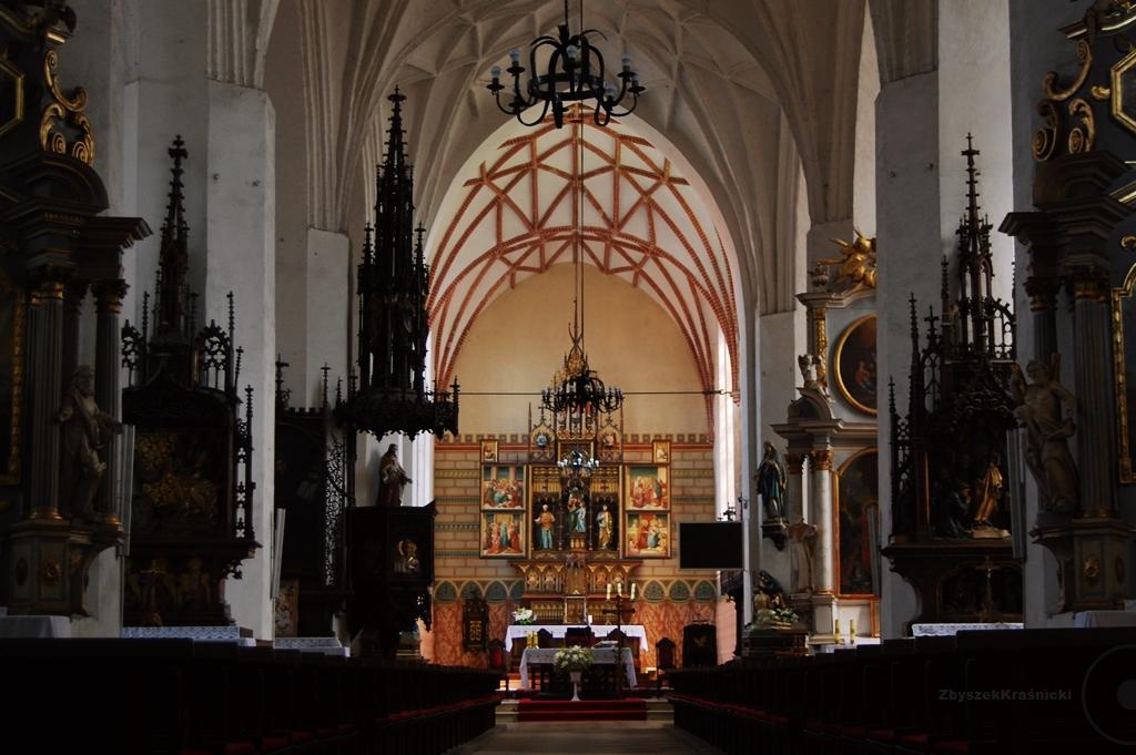 Kościół w Barczewie