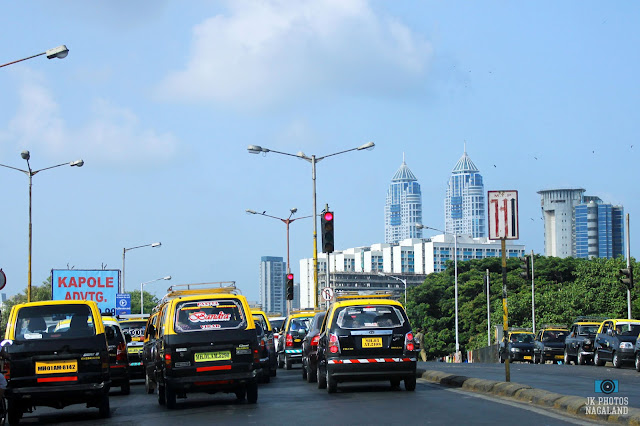 The Imperial Twin Towers in Mumbai